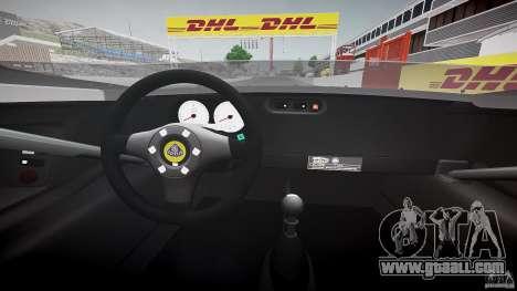 Lotus 2-11 for GTA 4 back view