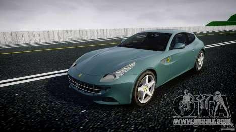 Ferrari FF 2012 for GTA 4