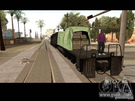 Hood for GTA San Andreas seventh screenshot