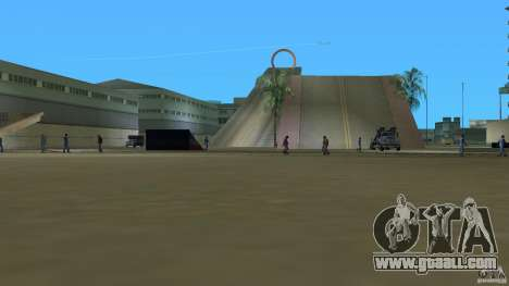 Stunt Dock V2.0 for GTA Vice City fifth screenshot