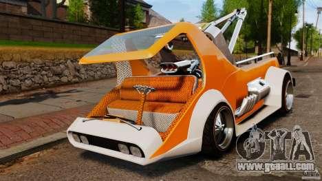 Lil Redd Wrecker for GTA 4