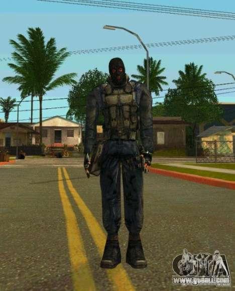 Skins Of S.T.A.L.K.E.R. for GTA San Andreas eleventh screenshot