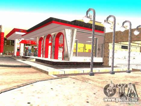 Mosque and animation Prayer for GTA San Andreas third screenshot