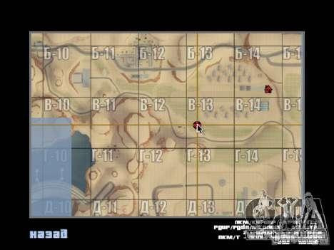 Snow MOD 2012-2013 for GTA San Andreas twelth screenshot