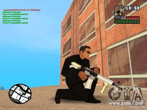 Gun Pack by MrWexler666 for GTA San Andreas tenth screenshot