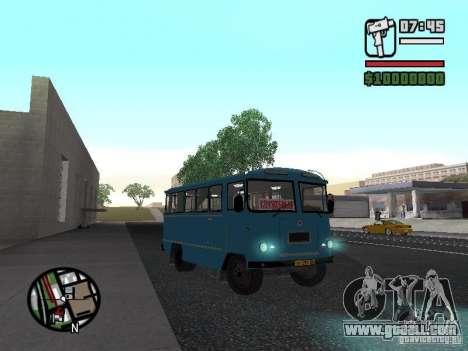 SYD-03 Chernigov for GTA San Andreas