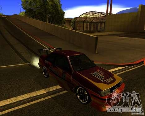 GTA VI Futo GT custom for GTA San Andreas inner view