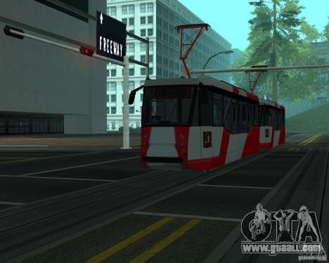 LM-2008 for GTA San Andreas