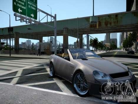 Feltzer BR-12 for GTA 4 left view