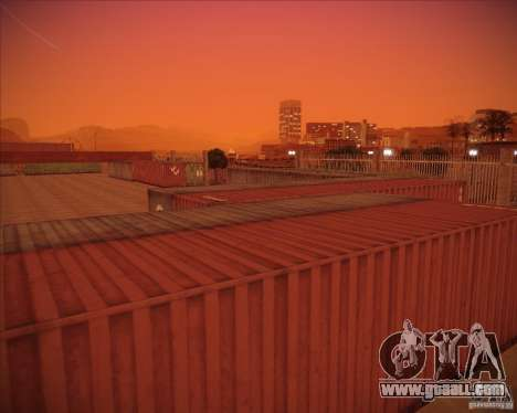 Portland for GTA San Andreas sixth screenshot