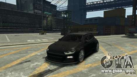 Volkswagen Scirocco GT-24 for GTA 4