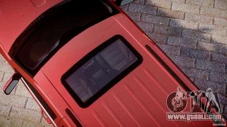 Jeep Grand Cherokee for GTA 4 bottom view