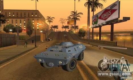 Enb Series HD v2 for GTA San Andreas twelth screenshot