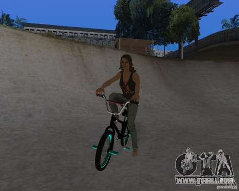 Tony Hawks Emily for GTA San Andreas