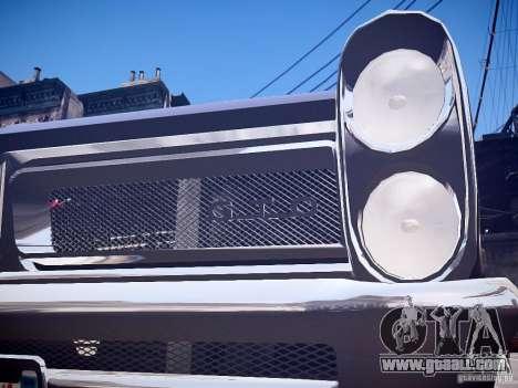 Pontiac GTO 1965 Custom discks pack 2 for GTA 4 back left view