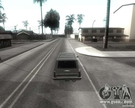 GTA SA - Black and White for GTA San Andreas sixth screenshot