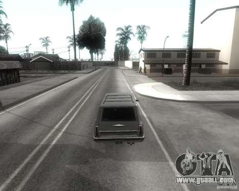 GTA SA - Black and White for GTA San Andreas sixth screenshot