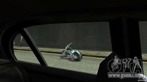 HellFire Chopper for GTA 4 back view