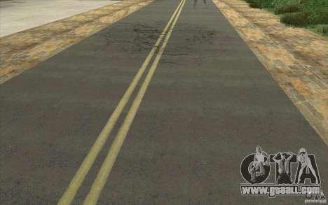 A new village Dillimur for GTA San Andreas second screenshot