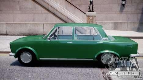 Fiat 125p Polski 1970 for GTA 4 back left view