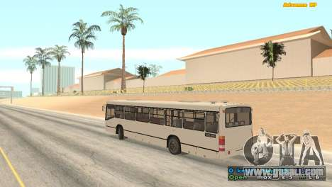 Mercedes-Benz Turk O345 for GTA San Andreas left view