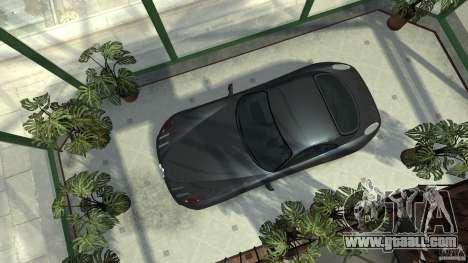 Alfa Romeo Nuvola for GTA 4 right view