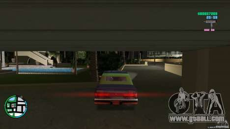 Corona Glow Fix for GTA Vice City