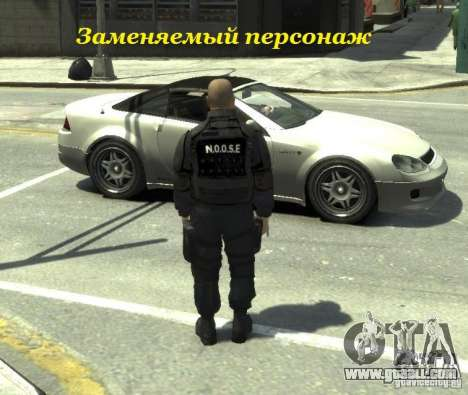 Ultimate NYPD Uniforms mod for GTA 4