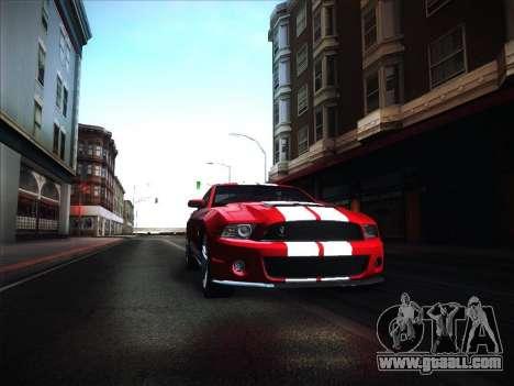 Realistic Graphics HD for GTA San Andreas second screenshot