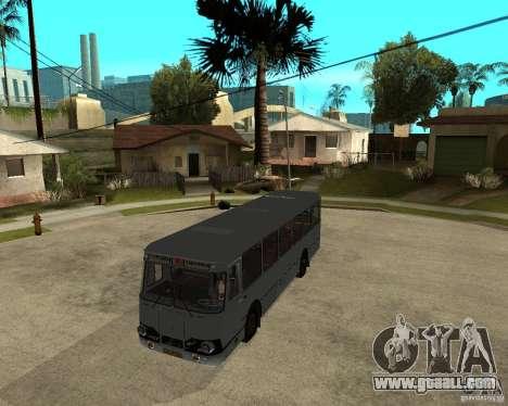 LIAZ 677 for GTA San Andreas