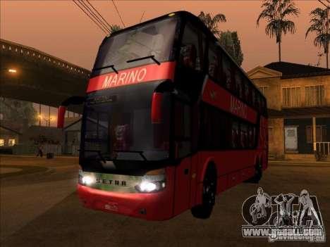 Setra S 417 HDI for GTA San Andreas