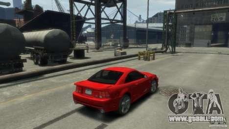 SALEEN S281 for GTA 4 left view