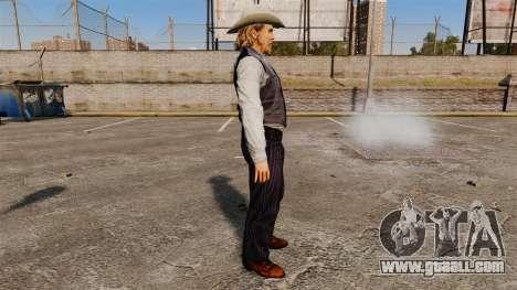 Jeff Bridges (Roy Palsifer) for GTA 4 second screenshot