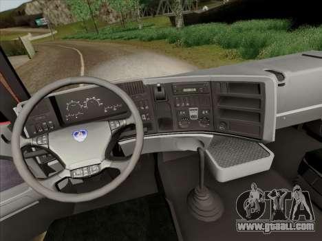 Scania R620 Brahma for GTA San Andreas engine