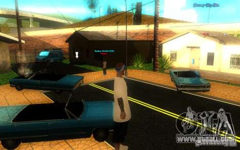 New textures of El Corona for GTA San Andreas forth screenshot