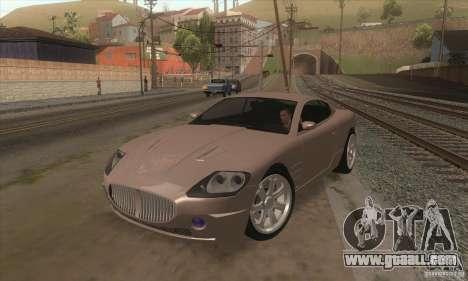 GTA IV F620 for GTA San Andreas
