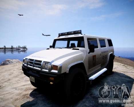 Russian NOOSE Patriot for GTA 4