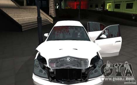 Car crash from GTA IV for GTA San Andreas second screenshot