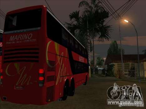 Setra S 417 HDI for GTA San Andreas right view