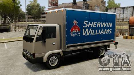 New ads for the truck, Mule for GTA 4 back view