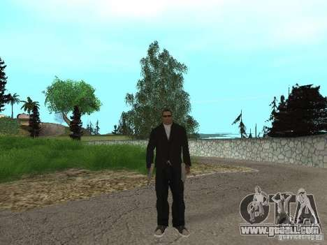 CJ Mafia Skin for GTA San Andreas