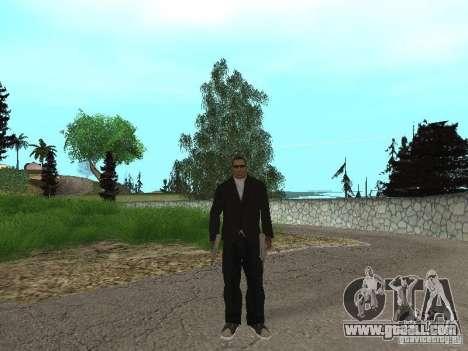 CJ Mafia Skin for GTA San Andreas