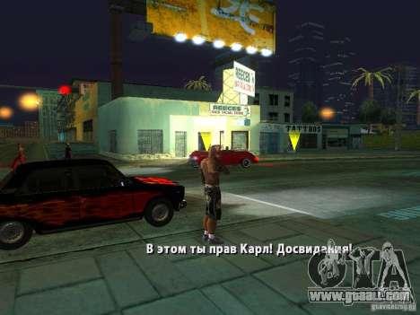 Killer Mod for GTA San Andreas tenth screenshot
