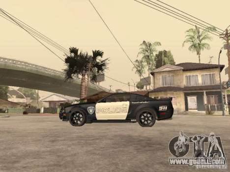 Saleen S281 2007 Barricade for GTA San Andreas left view