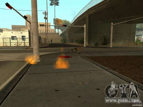 Domestic weapons-version 1.5 for GTA San Andreas forth screenshot
