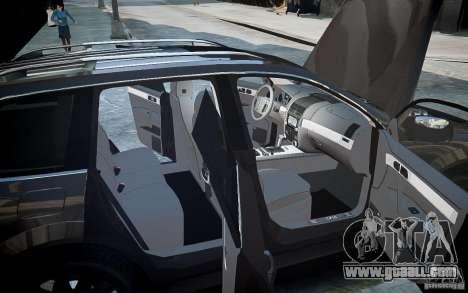 Volkswagen Touareg R50 for GTA 4 wheels