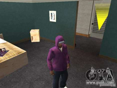 Hood for GTA San Andreas forth screenshot