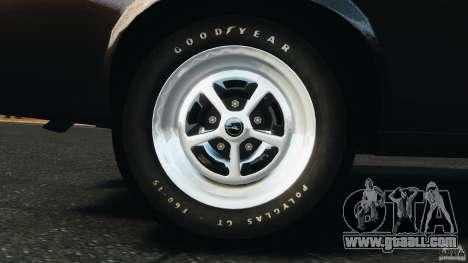 Ford Mustang Boss 429 for GTA 4 inner view