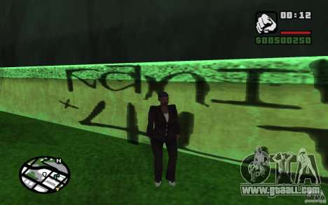 The Mission of MOM CJ for GTA San Andreas
