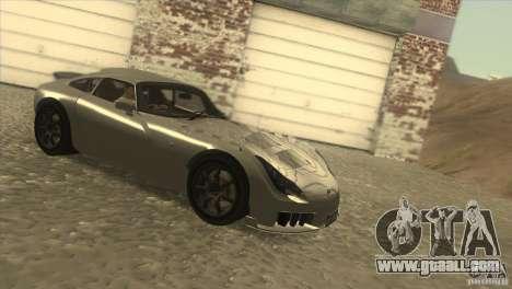 Shine Reflection ENBSeries v1.0.1 for GTA San Andreas sixth screenshot